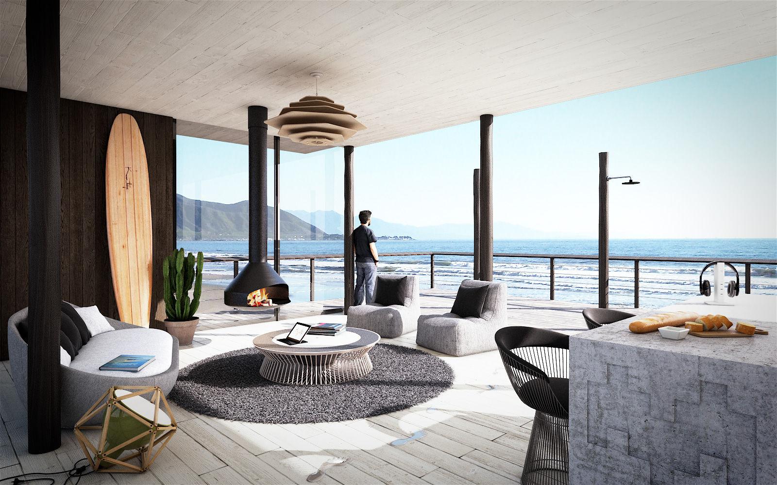 modern beach house interiorbedroom interior modern home design