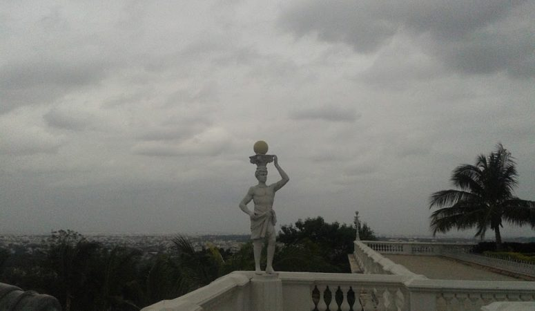 Taj Falaknuma Palace,Hyderabad Calling!!