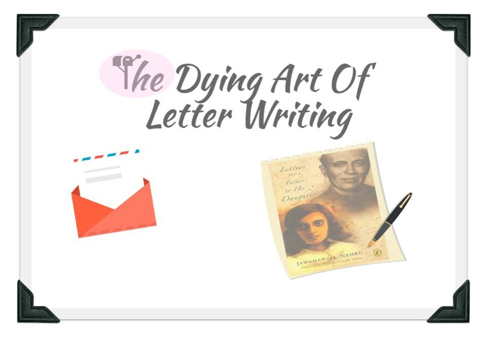 The dying art of letter writing!