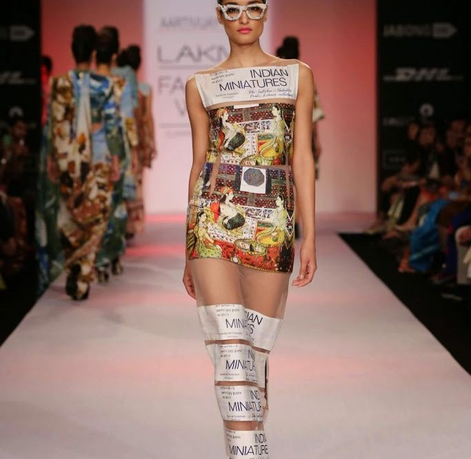 Glimpse of LFW(Lakme Fashion week) 2014,Summer Resort collection Day 2!