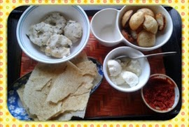 Recipe part 2-Nombu Kozhukatai