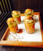 Recipe- Rasam shots and kuzipanigarams (Part 1)