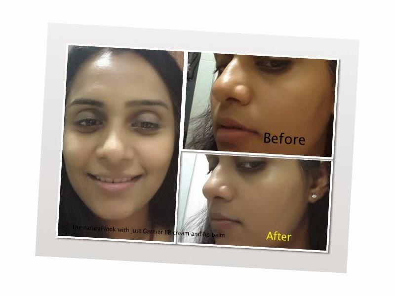 Garnier Skin Naturals BB cream-Review