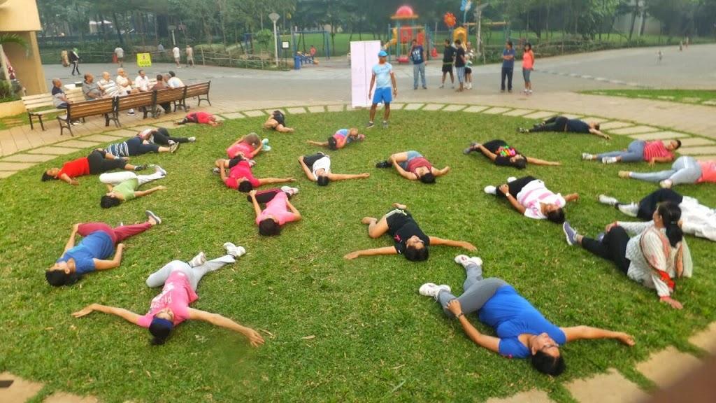 ghar-ghar-main-Pinkathon-warm-ups