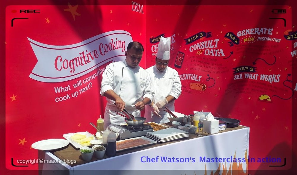 IBM and Chef Watson -Cognitive cooking-Find-Of-The-Week