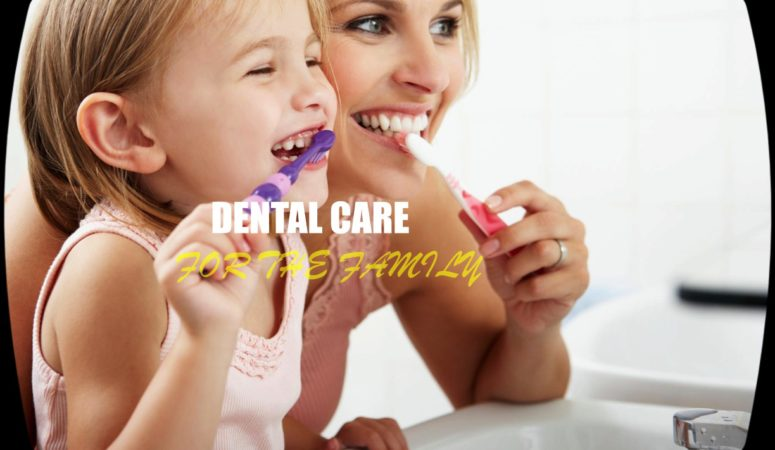 Dental Care For The Family- Some Myths Busted!