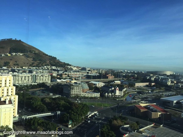 Cape Town- Day 1