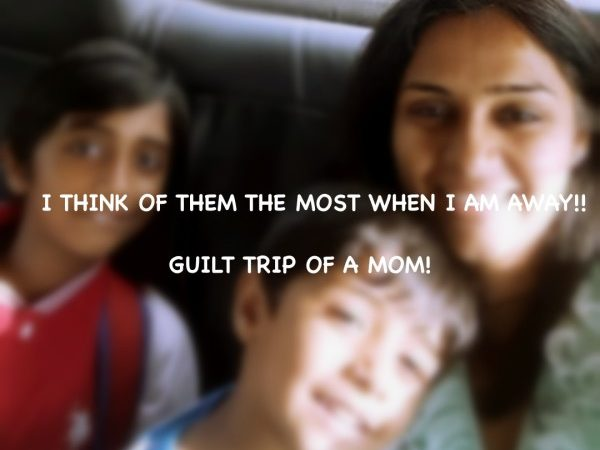 I Am Guilty Of Being A Mom !