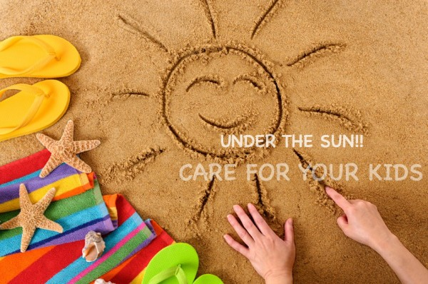 Care for your kids this Summer