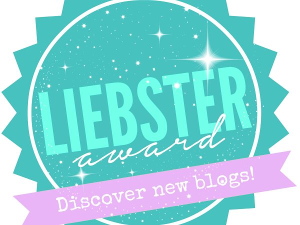 My Liebster Award!