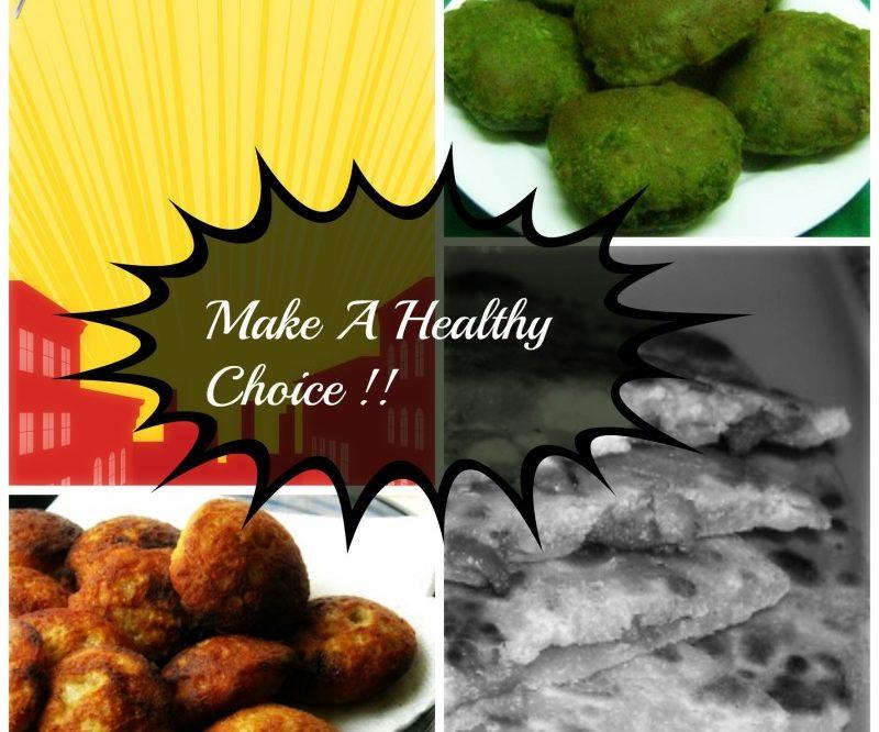 Healthy Tiffin Recipes