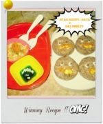 Lunch Box Ideas For Kids: Oats-Dal-Chawal Smiley