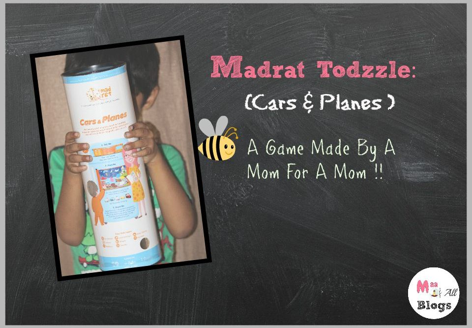 Madrat Todzzle – A Game Made By A Mom