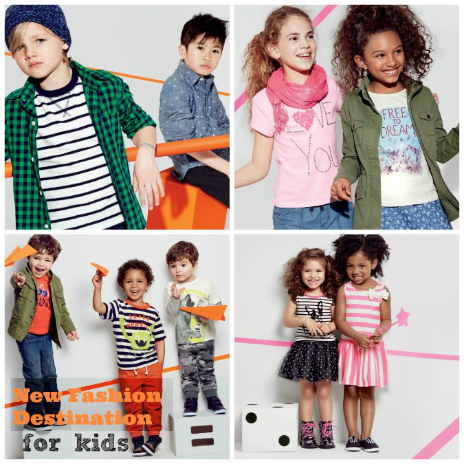 A New Desination For Kids Fashion The Childrens Place