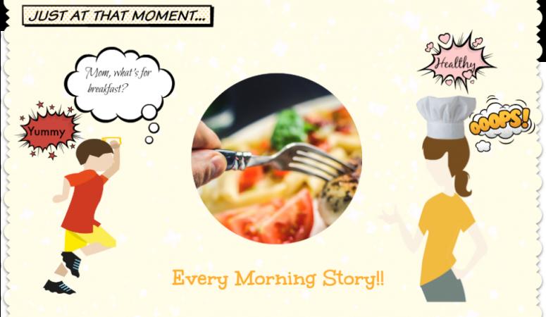 Let's Make Your Breakfast Interesting!