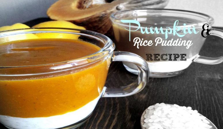 Recipe : Rice And Pumpkin Pudding