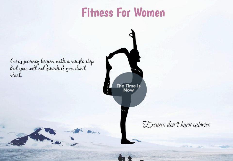 Fitness For Women Interview Series- Part I- Meet Nancy