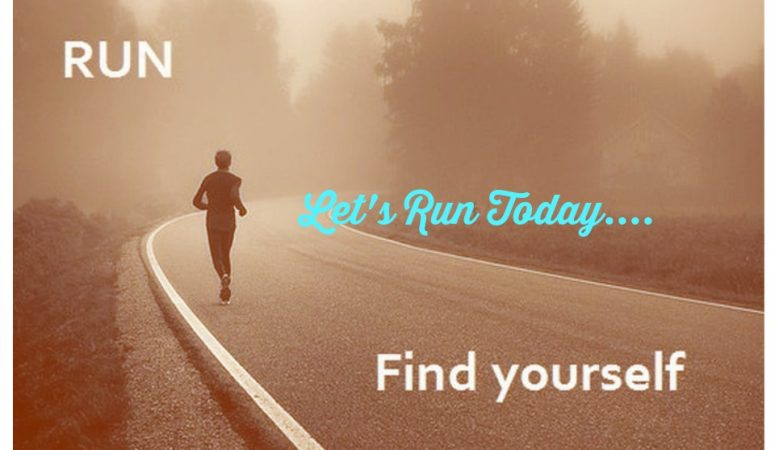 Fall In Love With Running!!