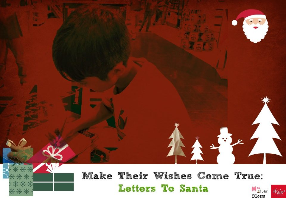 Wishes Come True: Letters To Santa With Hamleys