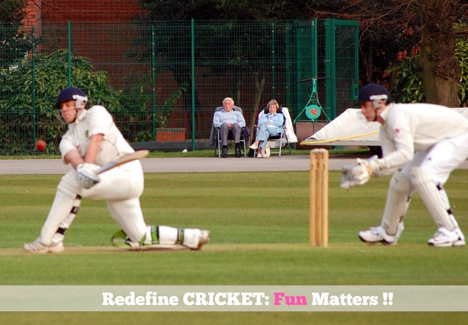 Redefine Cricket : Fun Matters By Nissan