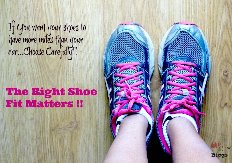 Asics shoe fit