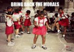 Bring Back The Morals : Moral Science In Schools
