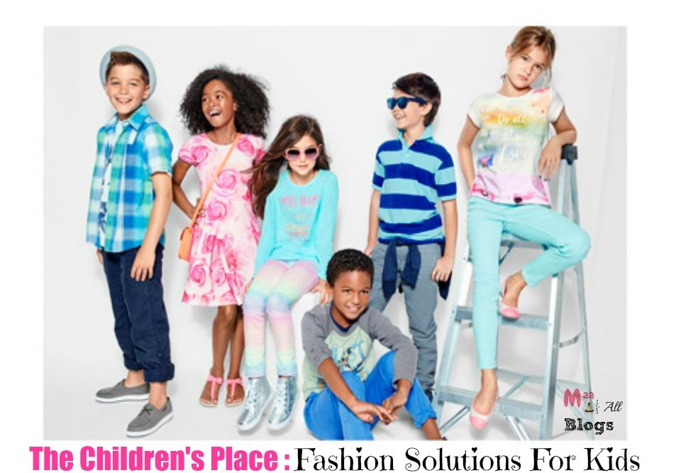 The Children's Place : Fashion Solution For Kids