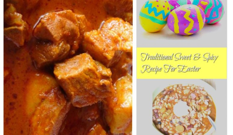 Tradition Calls For Sweet And Spicy This Easter