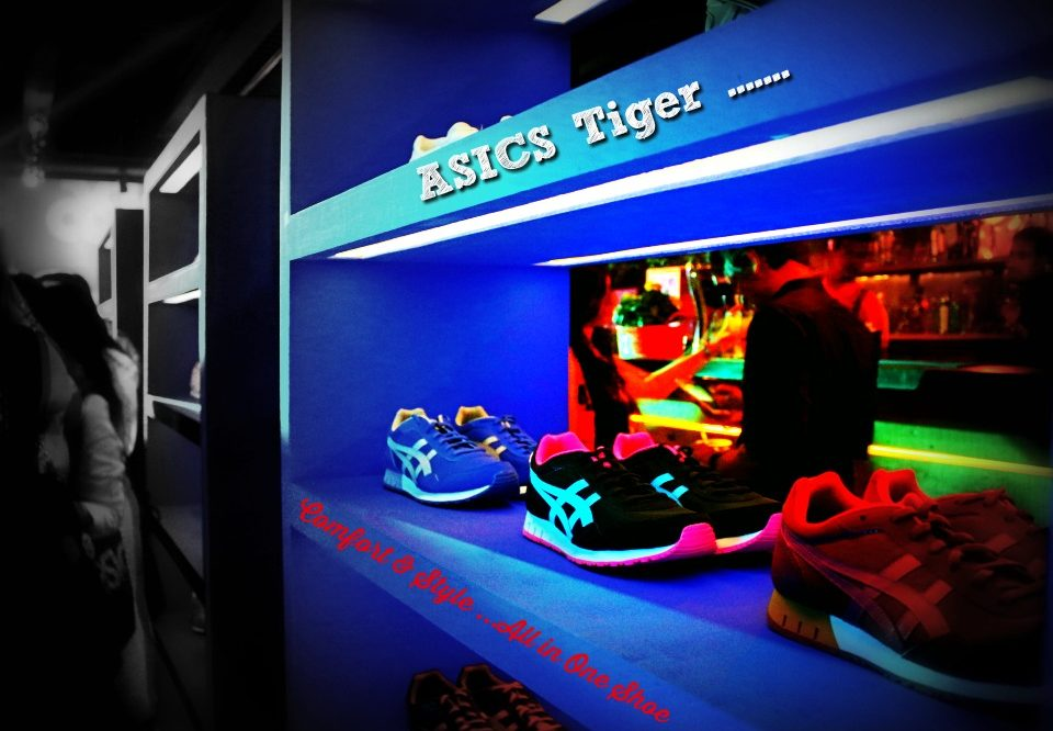 Good Shoes Take You Good Places: ASICS Tiger Launched