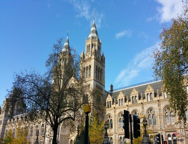 Explore London National Science Museum