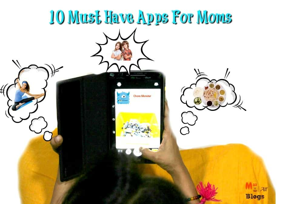 10 Must Have Apps For Moms 1