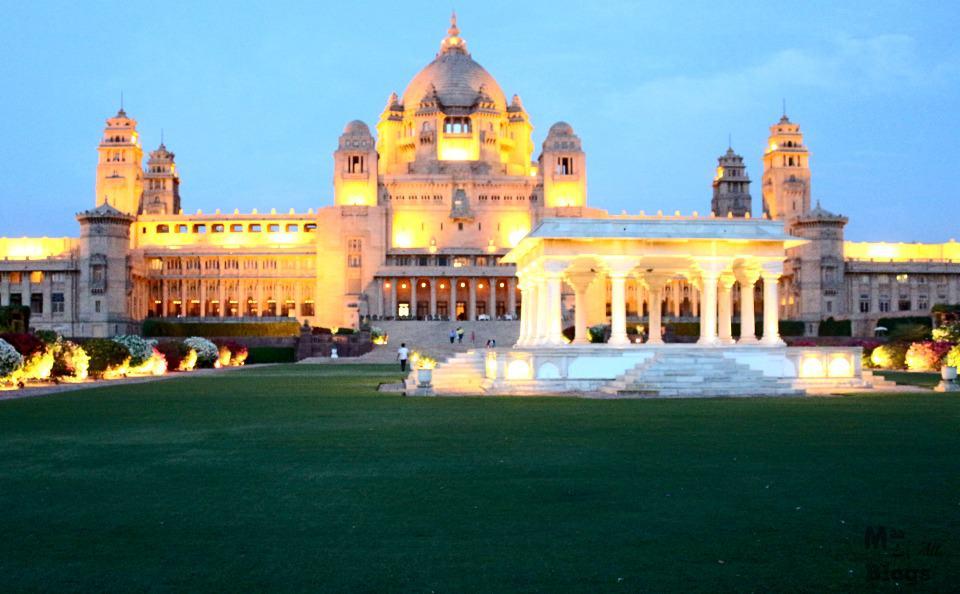 Hotel Umaid Bhawan Palace Jodhpur