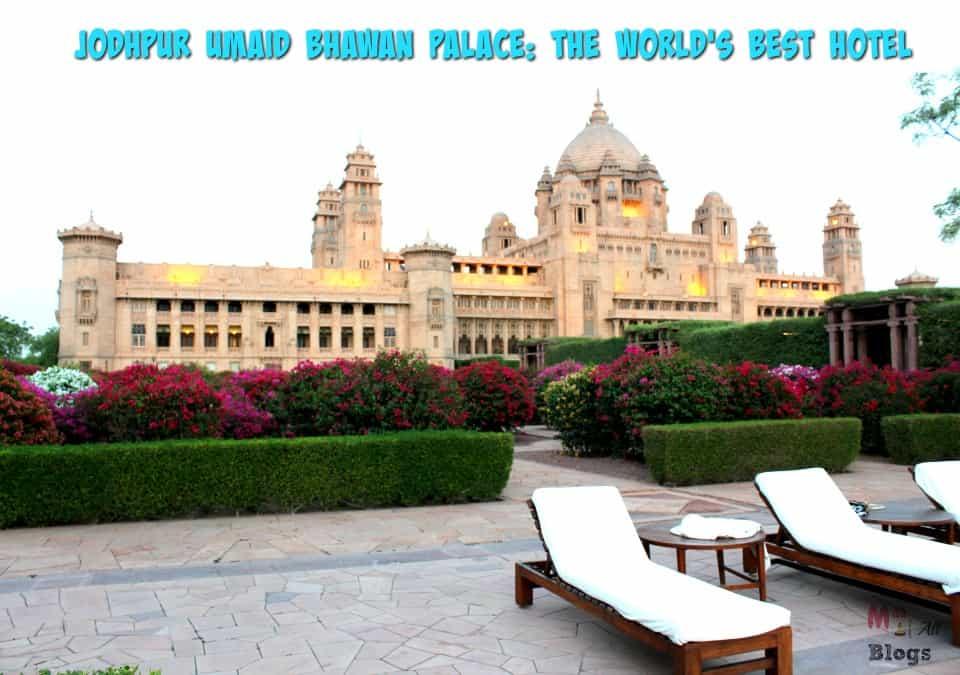 Jodhpur Umaid Bhawan Palace cover