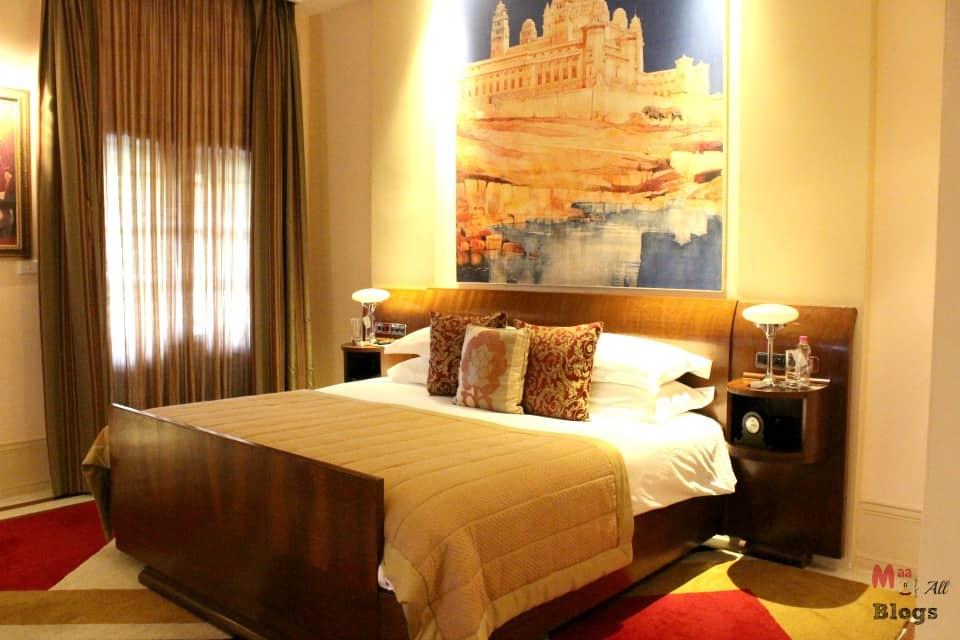 Umaid bhawan Palace heritage suite
