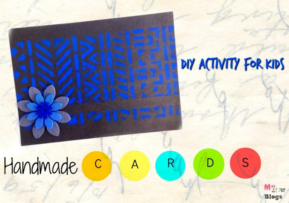 Handmade cards DIY