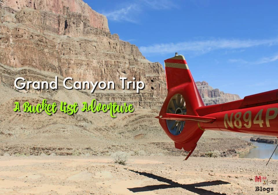Papillon helicoptertours to Grand Canyon from Vegas