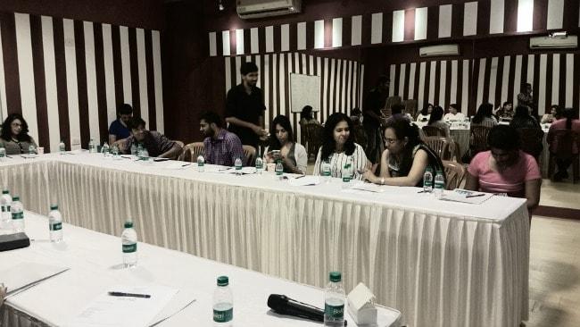 Step into blogging workshop 4