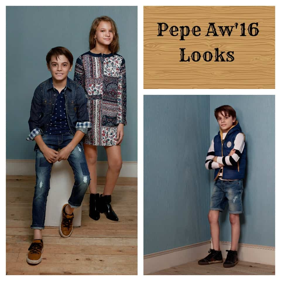 Pepe Jeans London AW '16