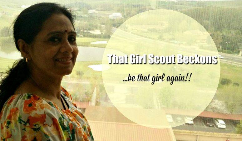 That Girl Scout Beckons : #MomBeAGirlAgain !!