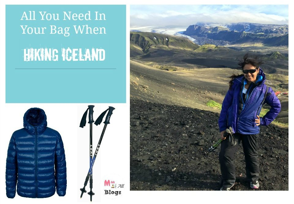What To Pack For Your Hiking Trip To Iceland