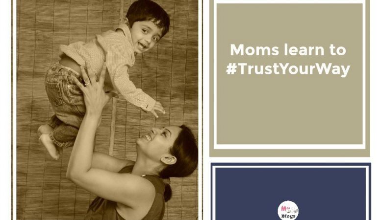 Baby Dove Children's Day Winner Announced : Moms learn to #TrustYourWay