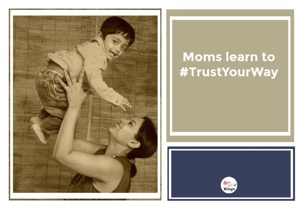 Baby Dove Children's Day Winner Announced : Moms learn to #TrustYourWay