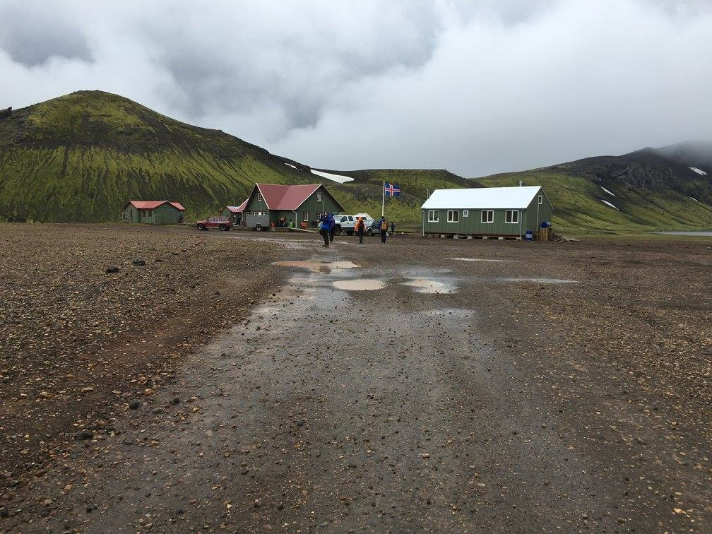 Aflavatn Camping grounds - Iceland Hiking