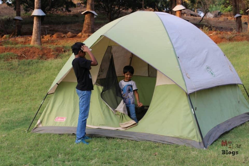 Big Red Tent Karnala – Review