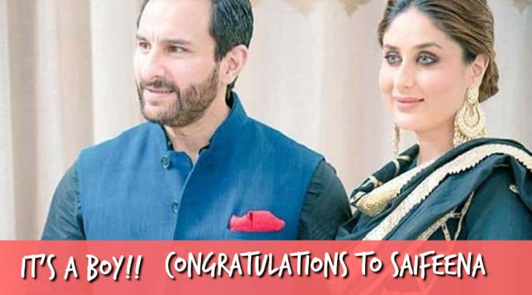 Congratulations Are In Order: Kareena Kapoor Blessed With A Baby Boy