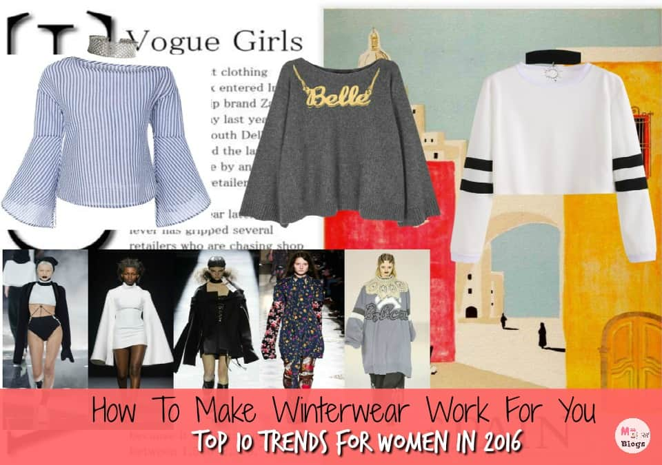 Top 10 Trendiest Outfits For Women In 2014: How To Make Winter Wear Work For You: Top 10 Winter Wear