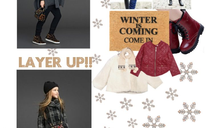 Dress Your Kids Fashionably : Fashion Trends For Kids Winter wear In 2016