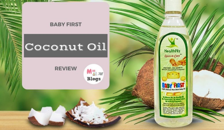 Baby First Coconut Oil Review