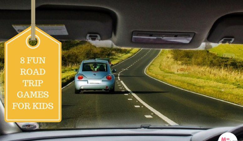 8 Fun Road Trip Games For Kids