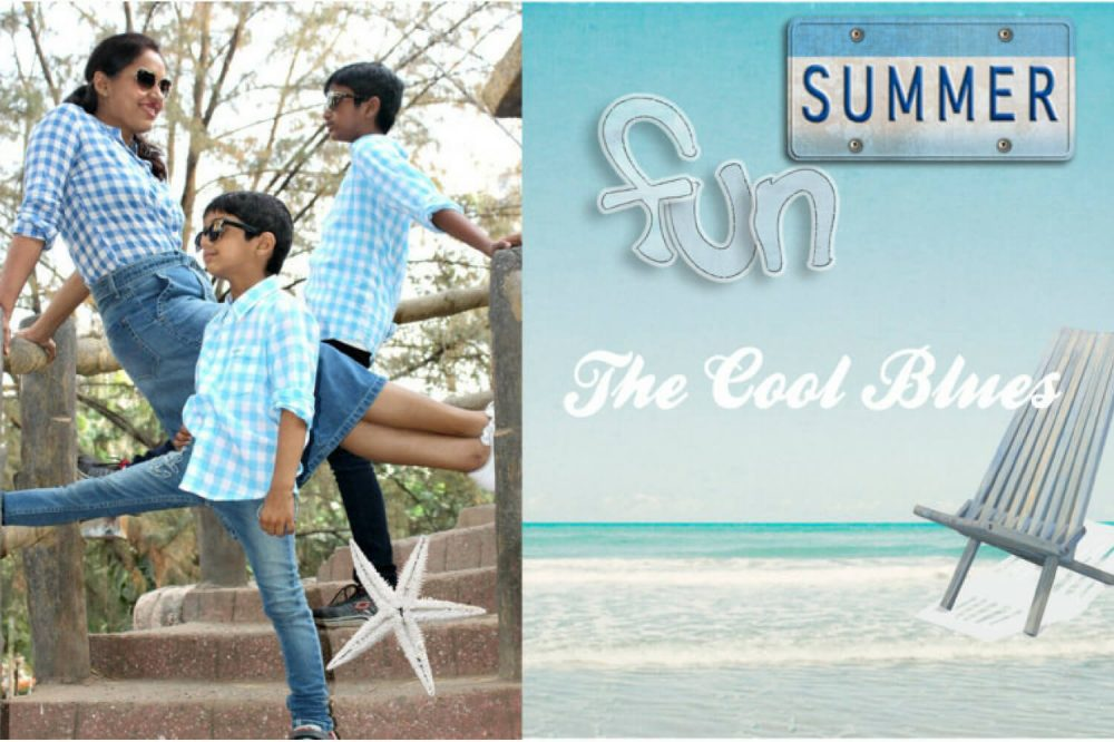 Combating The Summer With The Cool Blue Story – #PepeWalkThisWay